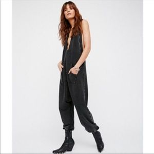 Free People Seriously Romper Jumpsuit